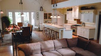 A Rustic Masterpiece - Kitchen