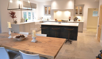A Shaker Kitchen, Bourne End, Bucks