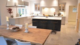 A Shaker Kitchen, Bourne End, Bucks