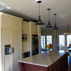Farmhouse Kitchen by MDC Cabinetry & More