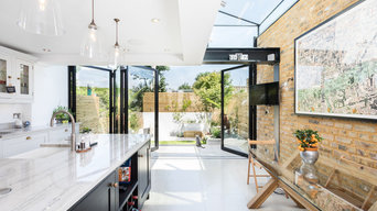 A Single Storey Rear Extension & Ground Floor Remodel on a London Home