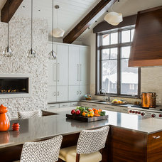 Modern Kitchen by Venegas and Company