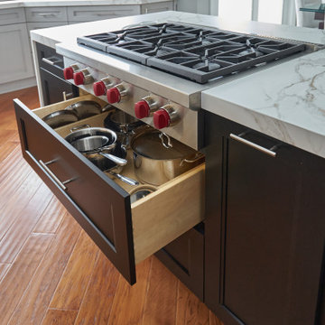 A Style Icon Kitchen Design in Yardley
