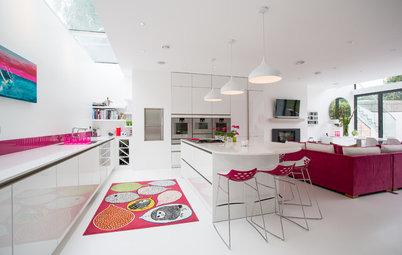 New Ways to Plan Your Kitchen's Work Zones