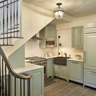 75 Most Popular Kitchen Under Stair Home Design Ideas