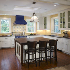 traditional kitchen by Merrick Design & Build Inc