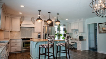 A Traditional Kitchen with a Twist