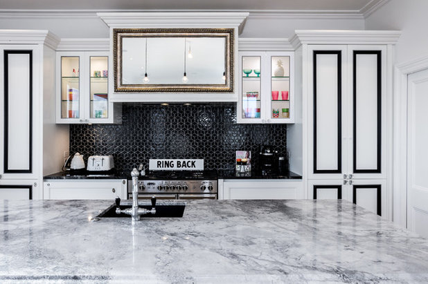 Traditional Kitchen by August & Co Design