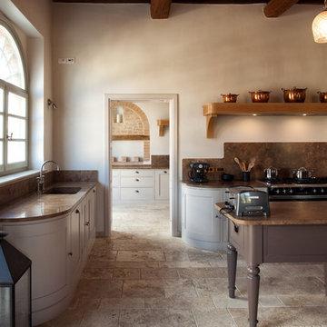 A Tuscan Kitchen