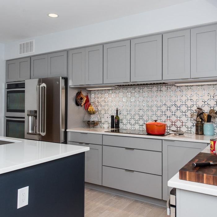 Kitchen+Addition Re-Design-Build: PERFECTO!