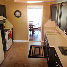 Traditional Kitchen by Keller Williams Realty River Cities