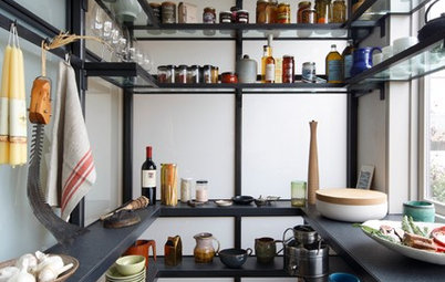 Expert Eye: How to Arrange a Highly Functional Butler's Pantry