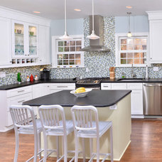 Contemporary Kitchen by Artistic Renovations of Ohio LLC