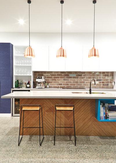 Contemporary Kitchen by KEEDAH