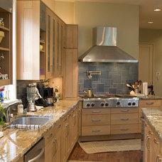 contemporary kitchen by Cravotta Interiors