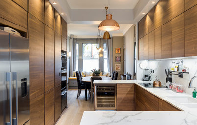 Houzz Tour: Smart Space Planning Enhances a London House