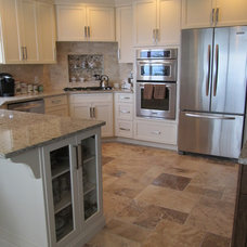 Traditional Kitchen by Revere Residential Design