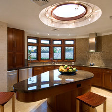 Contemporary Kitchen by Lapis Design Partners