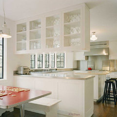 contemporary kitchen by Abelow Sherman Architects LLC