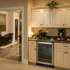 Traditional Kitchen by King's Court Builders, Inc.