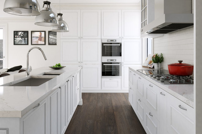 Victorian Kitchen by Destination Living