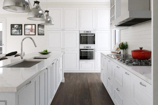 Victorian Kitchen by Destination Living