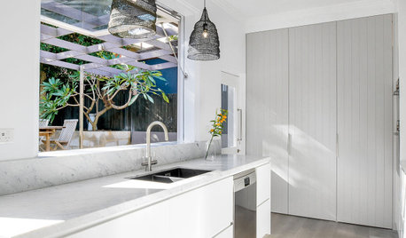 Renovation Education: A Classic White Kitchen with Pretty Extras