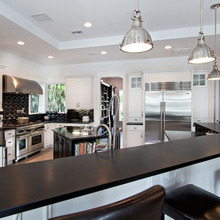 Black Granite Countertops Houzz