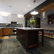 Contemporary Kitchen by Michael Kilpatrick Design
