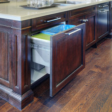 Transitional Kitchen by Braam's Custom Cabinets