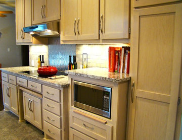 Accessible Upscale Kitchen