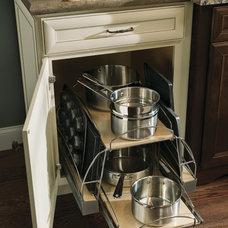 Contemporary Kitchen by Woodpecker Kitchen Designs Inc.