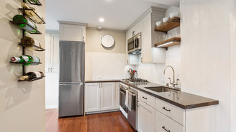 Accessory Dwelling Unit Addition - Kitchen (Cole Valley)