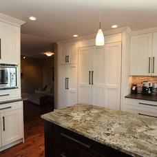 Modern Kitchen by Michael Burr Design