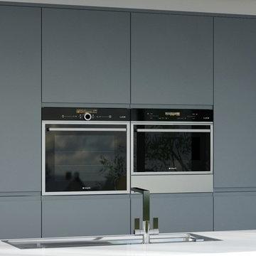 Acrylic Cabinet Doors - Pianovo Super Matte