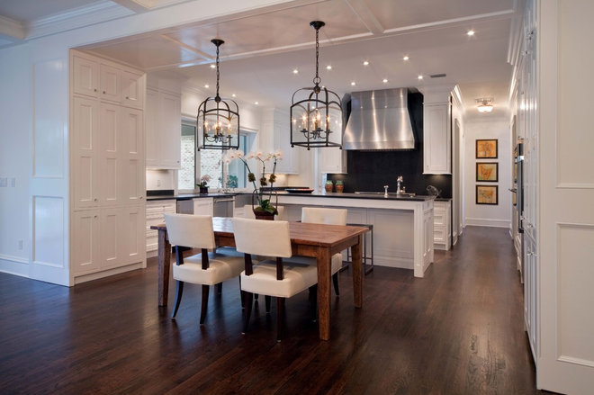 Traditional Kitchen by Phil Kean Design Group
