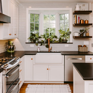 Rose Gold Kitchen Ideas & Photos | Houzz Ze Pink Kitchen Ideas on pink la, pink kingdom, pink bh, pink flower of life, pink ba, pink sp, pink st, pink hp, pink do, pink brother, pink be, pink blue sky,