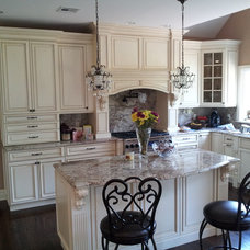 Traditional Kitchen by A&E RENOVATIONS