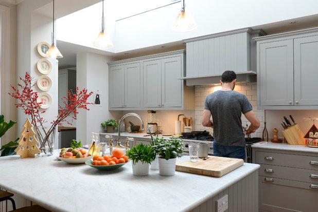Klassisch modern Küche Adamo Family