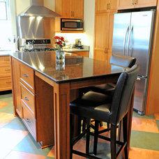 Traditional Kitchen by R. B. Schwarz, Inc.