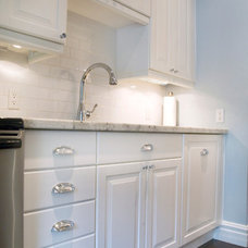 Traditional Kitchen by Norcon Home Improvements