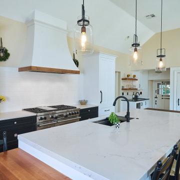 Addition, New Kitchen, Interior Renovation in West Chester, PA