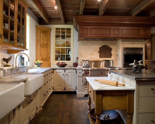 Rustic Farmhouse Houzz