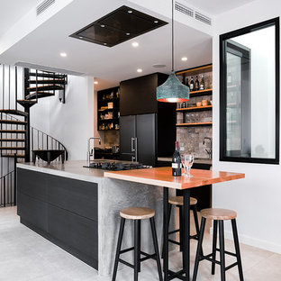 Photo of an industrial kitchen in Adelaide.
