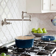 Modern Kitchen by Imperial Tile & Stone