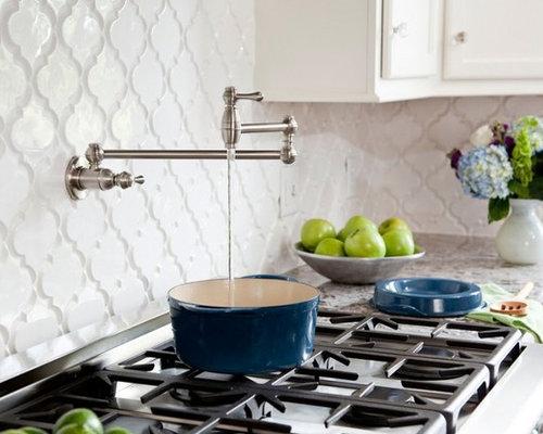 Moroccan Tile Backsplash Home Design Ideas Pictures