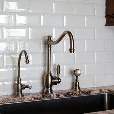Contemporary Home Decor by Stone Wood Design Center