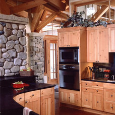 Rustic Kitchen by First Impressions Ltd