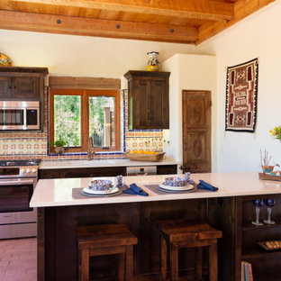75 Beautiful Southwestern Kitchen Pictures Ideas February 2021 Houzz