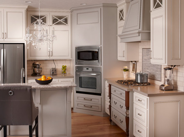 Traditional Kitchen by Legrand, North America